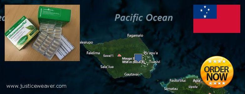 Where to Buy Glucomannan online Samoa