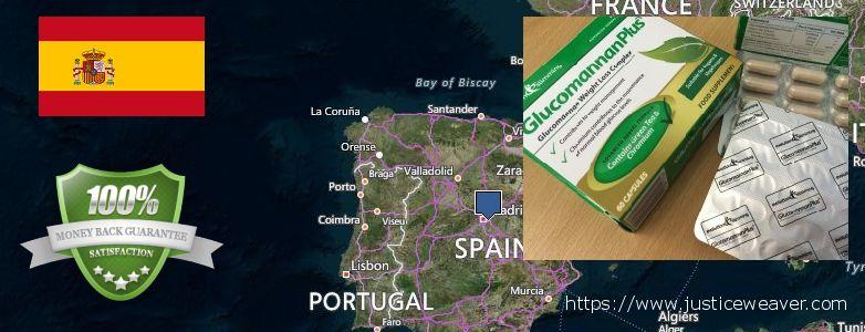Nơi để mua Glucomannan Plus Trực tuyến Spain