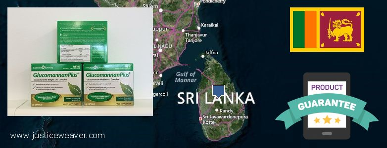 Where to Buy Glucomannan online Sri Lanka