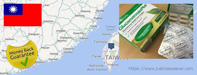 कहॉ से खरीदु Glucomannan Plus ऑनलाइन Taiwan