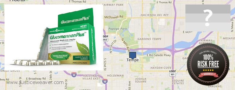 Where to Buy Glucomannan online Tempe, USA