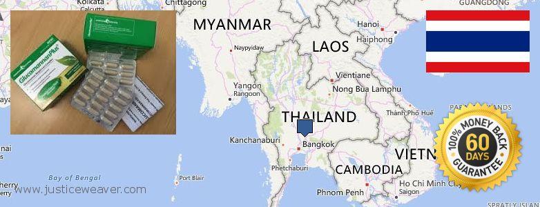 Kje kupiti Glucomannan Plus Na zalogi Thailand