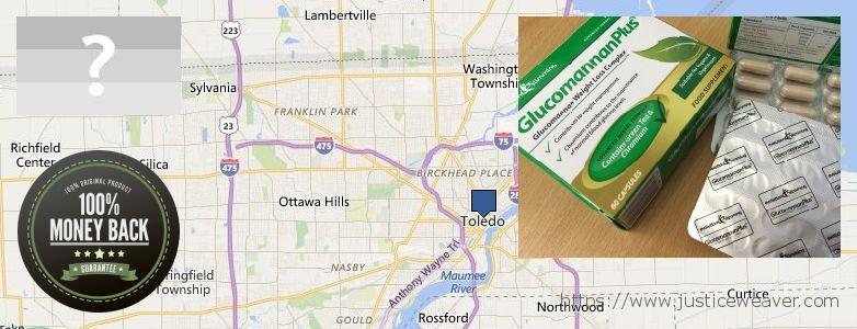 Where Can I Purchase Glucomannan online Toledo, USA