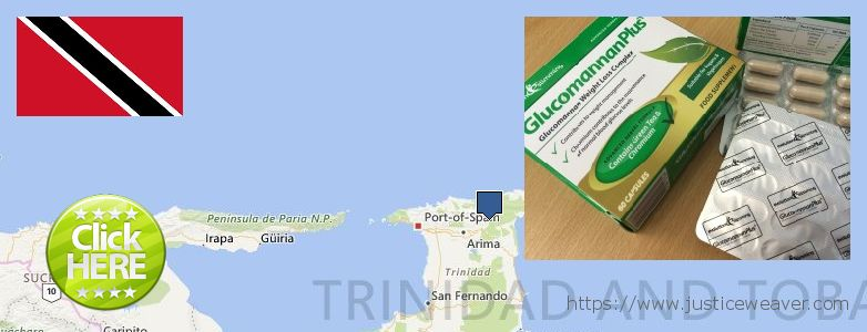 Best Place to Buy Glucomannan online Trinidad and Tobago