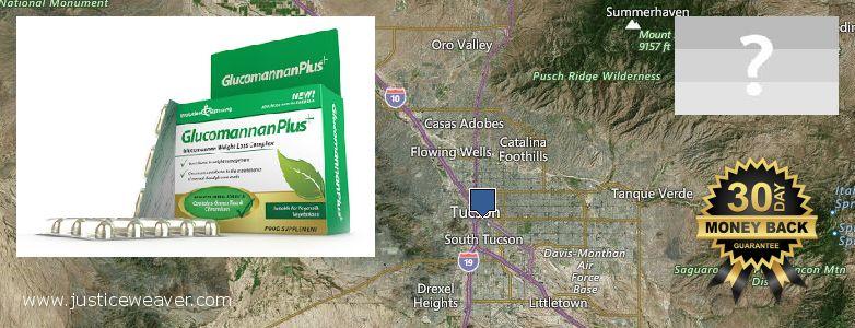 Buy Glucomannan online Tucson, USA