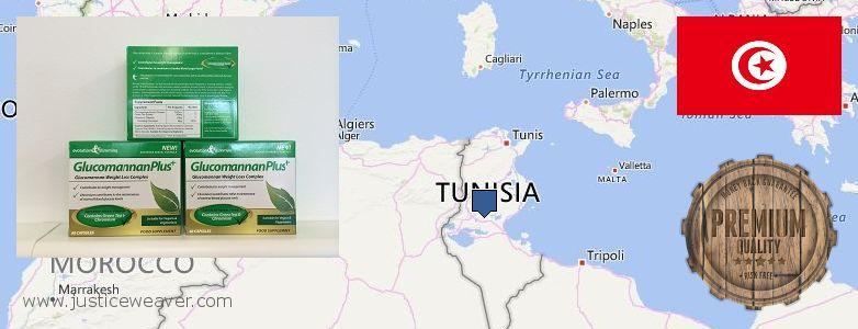 Where to Buy Glucomannan online Tunisia