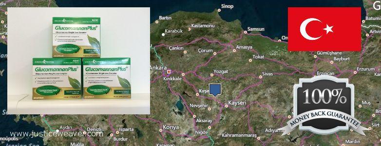ambapo ya kununua Glucomannan Plus online Turkey