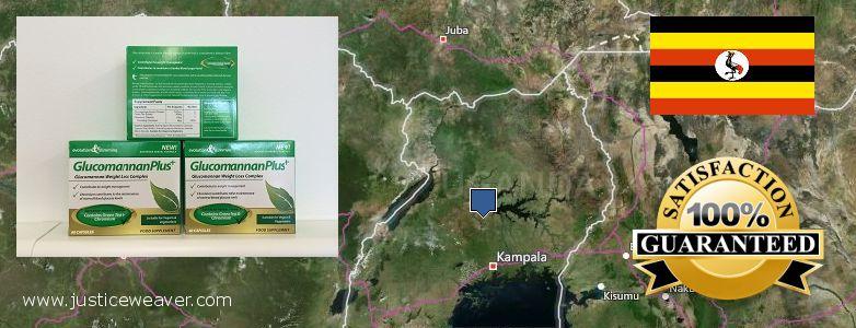 कहॉ से खरीदु Glucomannan Plus ऑनलाइन Uganda