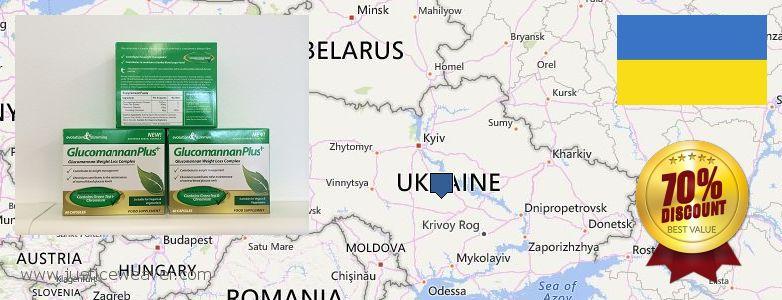 कहॉ से खरीदु Glucomannan Plus ऑनलाइन Ukraine
