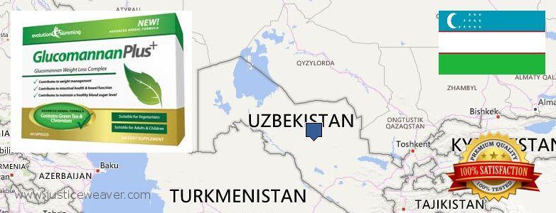 Wo kaufen Glucomannan Plus online Uzbekistan