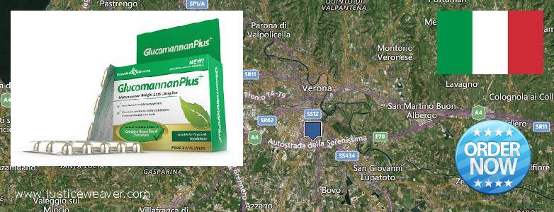 Where to Buy Glucomannan online Verona, Italy
