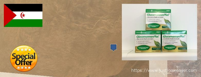 ambapo ya kununua Glucomannan Plus online Western Sahara