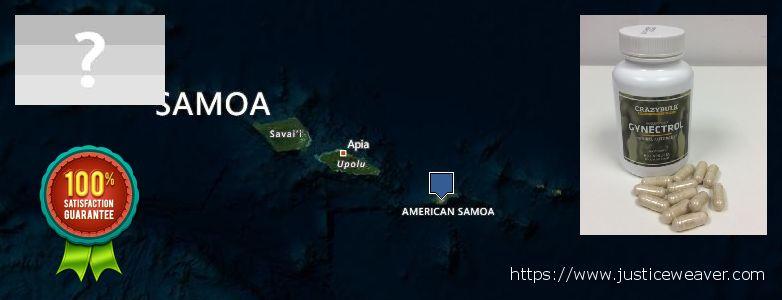 Best Place for Gynecomastia Surgery  American Samoa