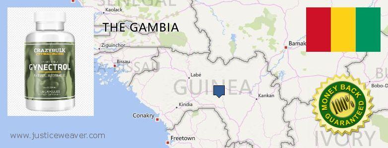 Gynecomastia Surgery  Conakry, Guinea
