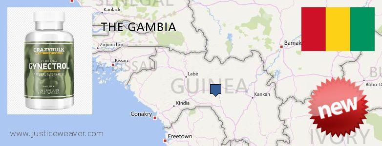 어디에서 구입하는 방법 Gynecomastia Surgery 온라인으로 Guinea