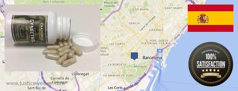 Get Gynecomastia Surgery  Sants-Montjuic, Spain