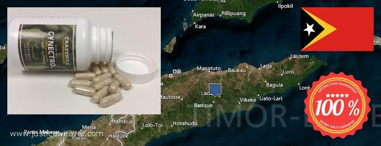 איפה לקנות Gynecomastia Surgery באינטרנט Timor Leste