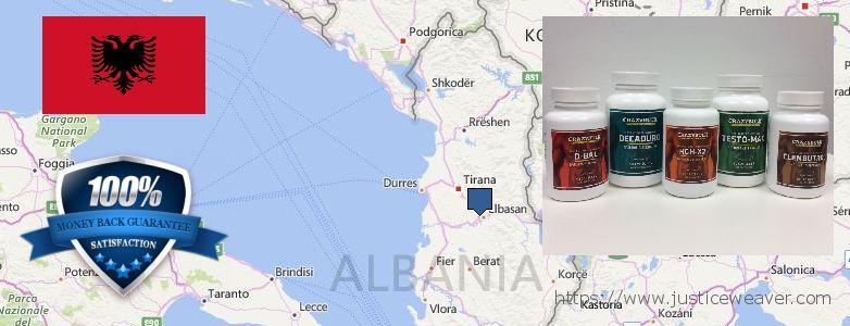 Къде да закупим Nitric Oxide Supplements онлайн Albania