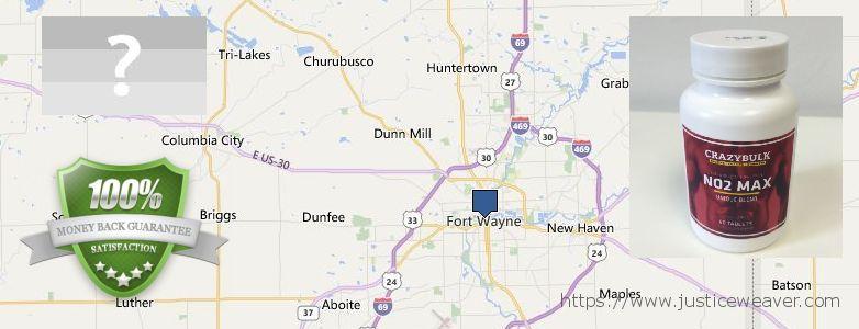 Gdzie kupić Nitric Oxide Supplements w Internecie Fort Wayne, USA