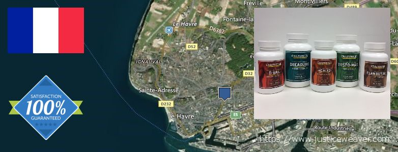 Purchase Nitric Oxide Supplements online Le Havre, France