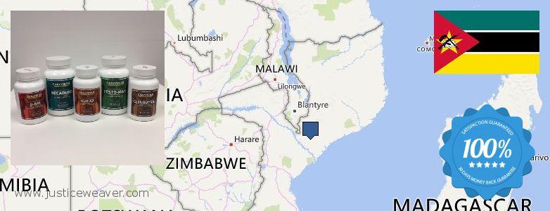 Къде да закупим Nitric Oxide Supplements онлайн Mozambique