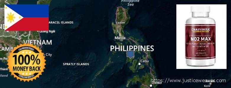 Где купить Nitric Oxide Supplements онлайн Philippines
