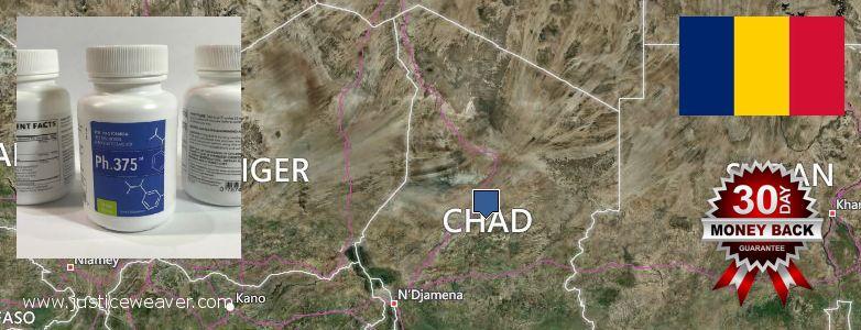 कहॉ से खरीदु Phen375 ऑनलाइन Chad