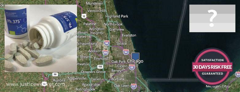 Gdzie kupić Phen375 w Internecie Chicago, USA