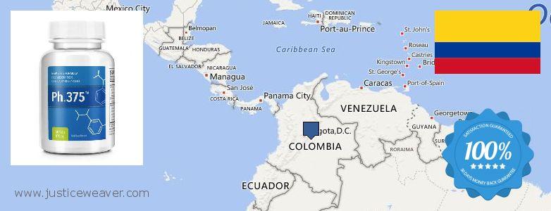 Nơi để mua Phen375 Trực tuyến Colombia