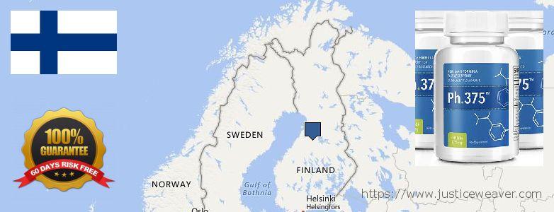 Kur nusipirkti Phen375 Dabar naršo Finland