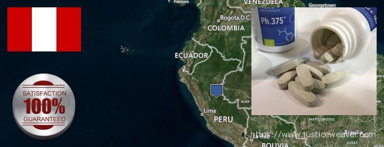 Dimana tempat membeli Phen375 online Peru