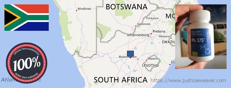 어디에서 구입하는 방법 Phen375 온라인으로 South Africa
