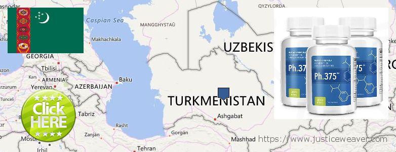 कहॉ से खरीदु Phen375 ऑनलाइन Turkmenistan