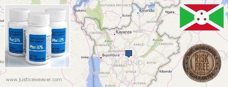 Where to Purchase Phentermine Weight Loss Pills online Burundi