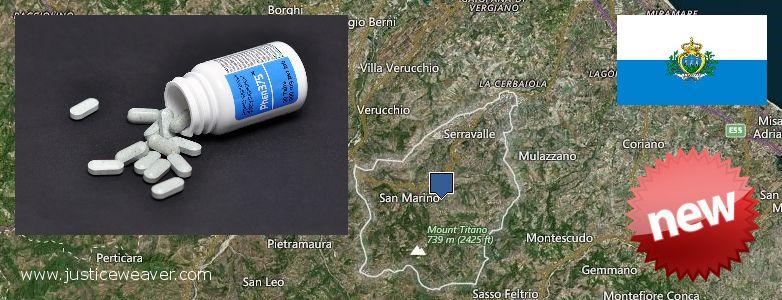 Where to Purchase Phentermine Weight Loss Pills online San Marino