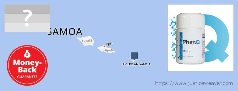 Where to Buy PhenQ Pills Phentermine Alternative online American Samoa