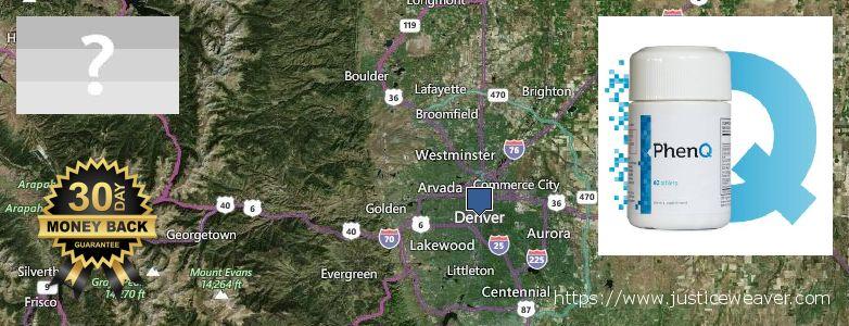 Buy PhenQ Pills Phentermine Alternative online Denver, USA