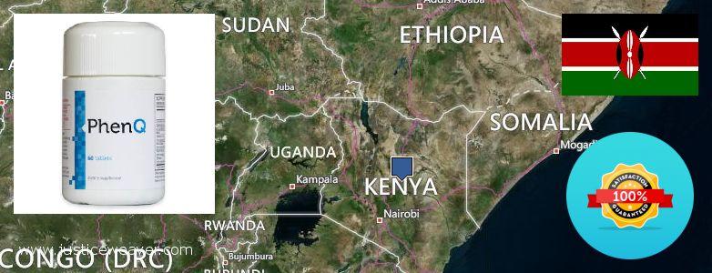 Var kan man köpa Phenq nätet Kenya