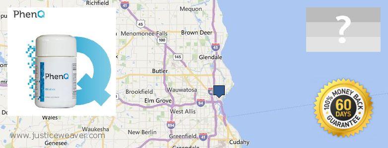 Where Can I Purchase PhenQ Pills Phentermine Alternative online Milwaukee, USA