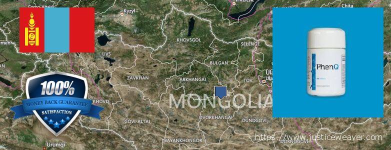 איפה לקנות Phenq באינטרנט Mongolia