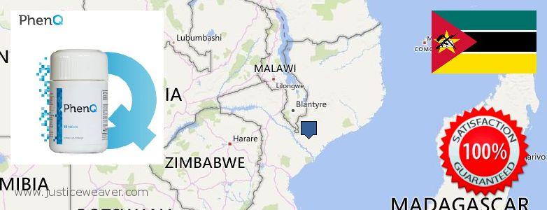 Hvor kjøpe Phenq online Mozambique