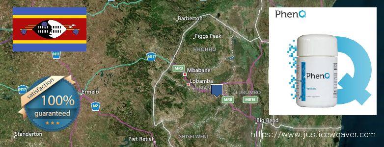 Purchase PhenQ Pills Phentermine Alternative online Swaziland