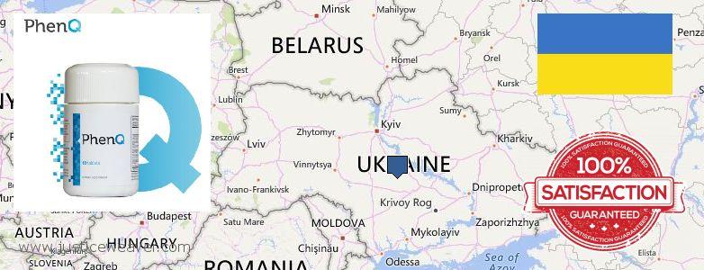 از کجا خرید Phenq آنلاین Ukraine