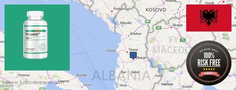 कहॉ से खरीदु Piracetam ऑनलाइन Albania