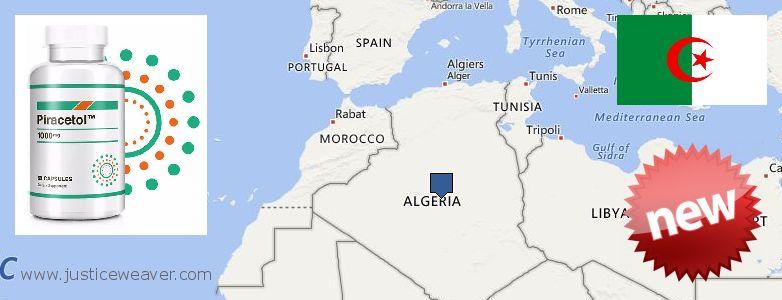 कहॉ से खरीदु Piracetam ऑनलाइन Algeria