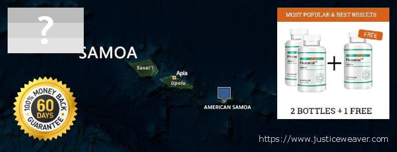 Buy Piracetam online American Samoa