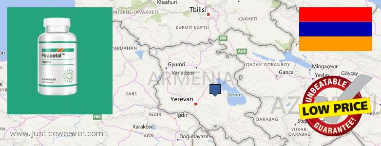 Hol lehet megvásárolni Piracetam online Armenia