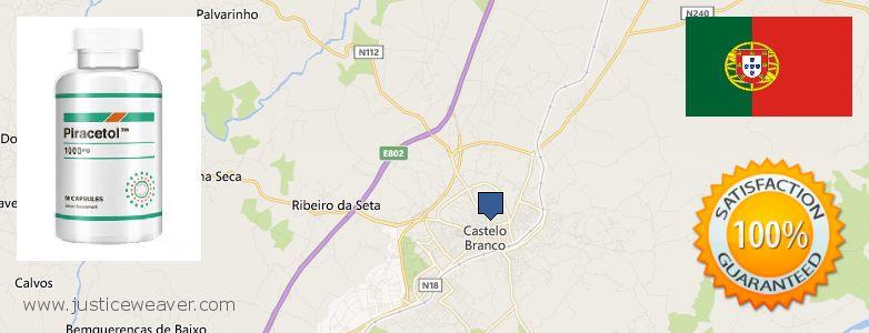 Buy Piracetam online Castelo Branco, Portugal