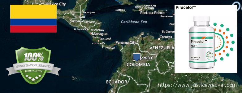 कहॉ से खरीदु Piracetam ऑनलाइन Colombia
