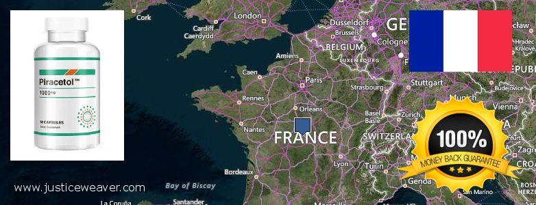 कहॉ से खरीदु Piracetam ऑनलाइन France
